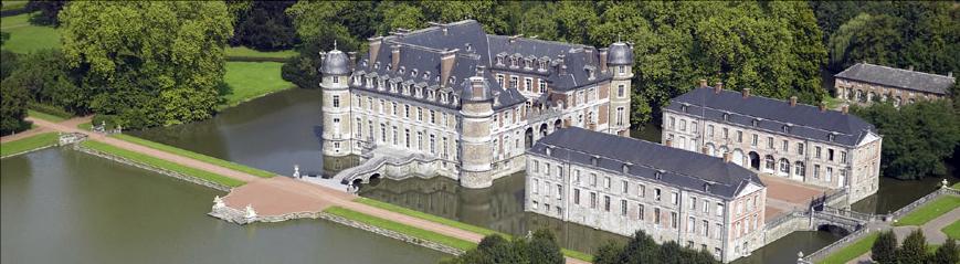 Réservez vite votre billet pour visiter le Château de Beloeil - Patrivia