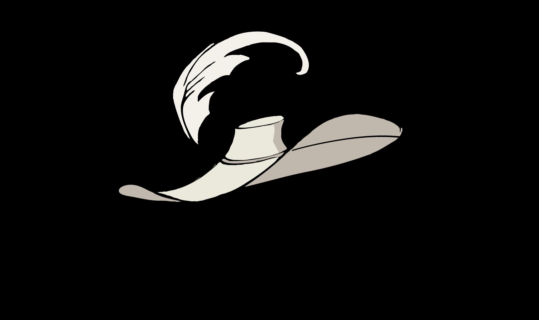 Le Châpeau à plume